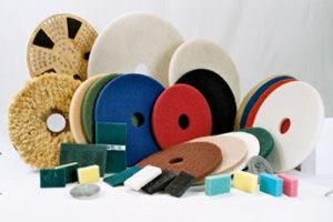 Cepillos y discos para fregadoras